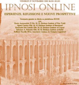 Inosi Online evento 26 Novembre 2020